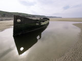 Omaha Beach  Basse Normandie (Normandy)  France