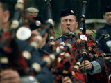 Pipers  Scotland  United Kingdom