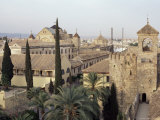 Episcopal Palace and Mosque  Cordoba  Andalucia  Spain