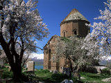Armenian Church of Holy Cross  Akdamar Island  Lake Van  Anatolia  Turkey  Eurasia
