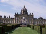 Castle Howard  Location of Brideshead Revisited  Yorkshire  England  United Kingdom
