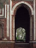 Alai Gate  Quwwat Ul Islam Mosque  Delhi  India