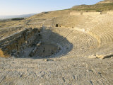 Roman Spa City of Hieropolis (Hierapolis)  Pamukkale  Unesco World Heritage Site  Anatolia  Turkey