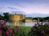 Leeds Castle  Kent  England  United Kingdom