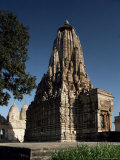Parsvanatha Temple  East Group  Khajuraho  Unesco World Heritage Site  Madhya Pradesh State  India