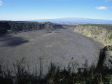 Kilaueau Iki Crater  Big Island  Hawaii  Hawaiian Islands  USA