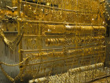Gold Jewellery for Sale in Souq  Damascus  Syria  Middle East