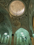 Interior  Sayyida Ruqayya Mosque  Damascus  Syria  Middle East