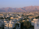 View of the City  Aqaba  Jordan  Middle East