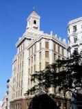 Bacardi Building  Old Havana  Havana  Cuba  West Indies  Central America