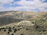 Dana Reserve  Jordan  Middle East