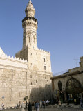 Umayyad (Omayyad) Mosque  Unesco World Heritage Site  Damascus  Syria  Middle East