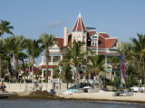 Southernmost House (Mansion) Hotel and Museum  Key West  Florida  USA
