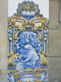 Pinhao Railway Station  Famous for Its Azulejos Tiles on Port Making  Douro Region  Portugal