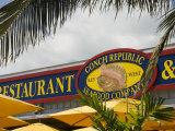 Conch Republic Restaurant Beside the Marina  Key West  Florida  USA