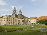 Wawel Cathedral  Royal Castle Area  Krakow (Cracow)  Unesco World Heritage Site  Poland