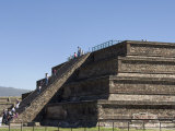 The Citadel  Teotihuacan  Unesco World Heritage Site  North of Mexico City  Mexico  North America