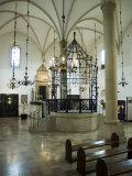 The Old Synagogue (Stara Synagoga) in the Jewish District of Kazimierz  Krakow (Cracow)  Poland