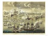 The Attack Made on Tripoli on the 3rd of August 1804  by the Commodore Edward Preble  1805