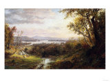 View of the Hudson  1883