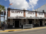 Sloppy Joe's Bar  Famous Because Ernest Hemingway Drank There  Duval Street  Florida