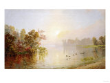 Hazy Afternoon  Autumn  1873
