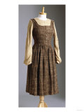 A Dress Worn by Julie Andrews as Maria for the 'Doe-A-Deer' Song Scene in the Sound of Music, 1965 Giclée