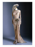 Elaborate Gown  Head Piece and Pacelle Shoes Worn by Marilyn Monroe (1926-1962)   1954