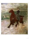 Amazone and Dog  1899
