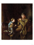 The Earnest Pupil  1881