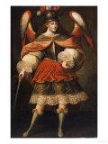 Archangel Miguel  18th Century