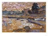 Beached Boats at Lavandou  1908-1909