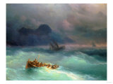The Shipwreck  1873