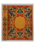 An Art Nouveau Mosaic Binding by Marius Michel for 'Paul Et Virginie'