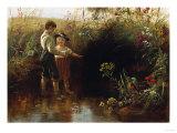 Prairie Flowers  1862