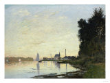 Argenteuil  Late Afternoon  1872