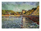Le Port-En-Bessin (Calvados)  Circa 1884