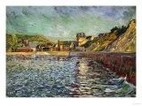 Le Port-En-Bessin (Calvados)  Circa 1884