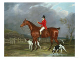 A Huntsman and Hounds  1824