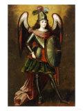 Archangel Michael  Anonymous Cuzco School  18th Century