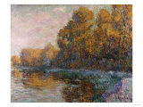 River in Autumn  1909