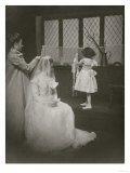 The Wedding: of Gertrude Kasebier O'Malley  1899