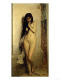 The Slave Girl  1872