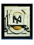 A Cornerstone from the Original 1923 Yankee Stadium