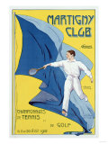 Martigny Club  1912