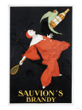 Sauvion's Brandy  1925