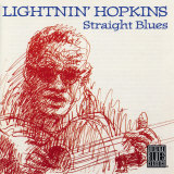 Lightnin' Hopkins - Straight Blues