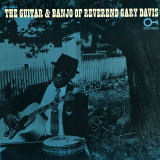 Rev Gary Davis - The Guitar and Banjo of Reverend Gary Davis