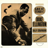 Duke Ellington - Piano Duets: Great Times!