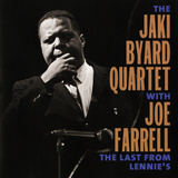 Jaki Byard Quartet - The Last from Lennie&#39;s